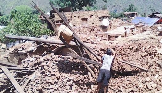 nepal earthquake update