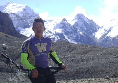 biking nepals upper mustang